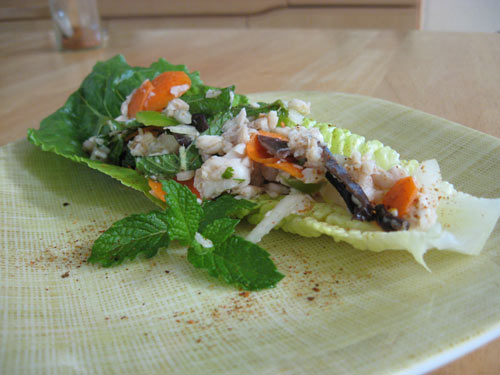 Thai Fish Salad