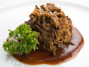 Slow Cooked Pork (click picture to enlarge)